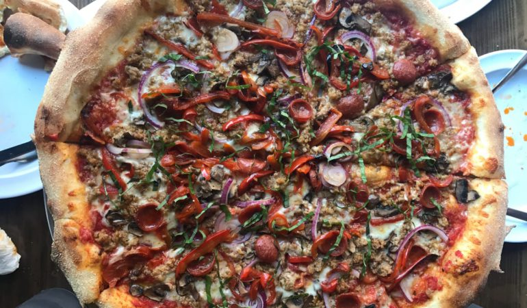 Houston's best pizzeria fires up new tastes with Memorial outpost opening